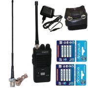 Штурман-80#6 - AM/FM Си-Би (27 МГц) рация