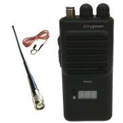 Штурман-180 - AM/FM Си-Би (27 МГц) рация