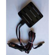 Автоадаптер для работы от прикуривателя с напряжением от 8 до 40В