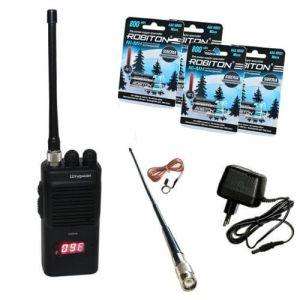 Штурман-90 - AM/FM Си-Би (27 МГц) рация