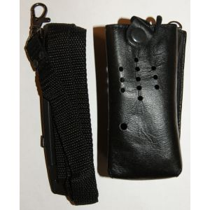 Чехол кожаный для рации Беркут-502