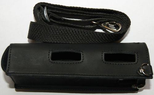 Чехол кожаный для рации Беркут-806