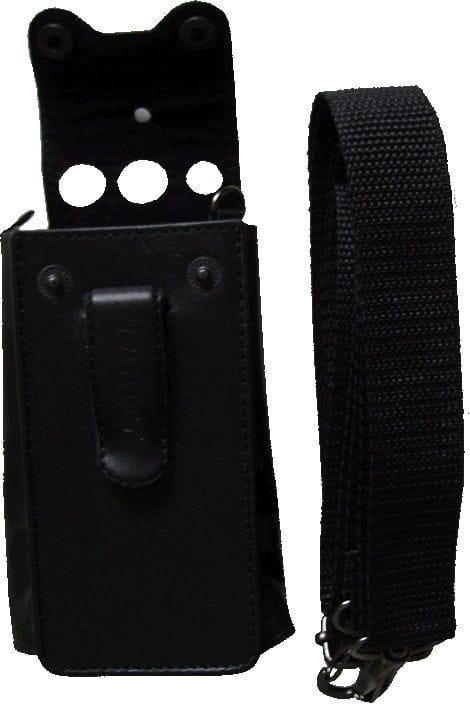 Чехол кожаный для рации Hunter-6A/ Hunter-3/ Tourist
