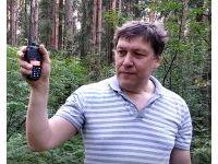 Тесты раций в условиях леса и перепадов высот