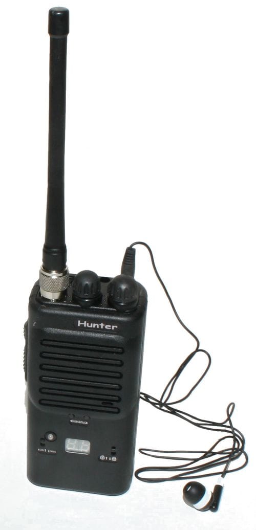 FM Си-Би рация Hunter-80#3