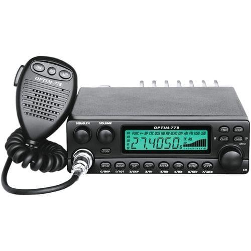 Optim-778 - автомобильная Си-Би радиостанция
