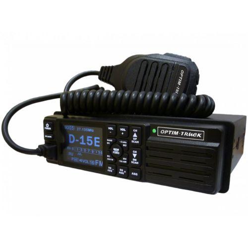 OPTIM-TRUCK- автомобильная Си-Би радиостанция