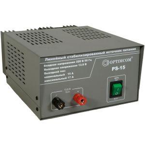 OPTIM PS-15 - блок питания для раций