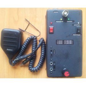 Дельта-3#0 - СиБи радиостанция-репитер