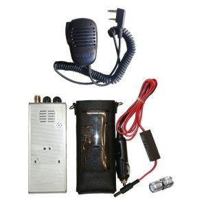 Штурман-Авто#0 - компактная автомобильная AM/FM Си-Би (27 МГц) рация
