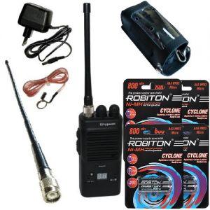 Штурман-80М#12 - AM/FM Си-Би (27 МГц) рация