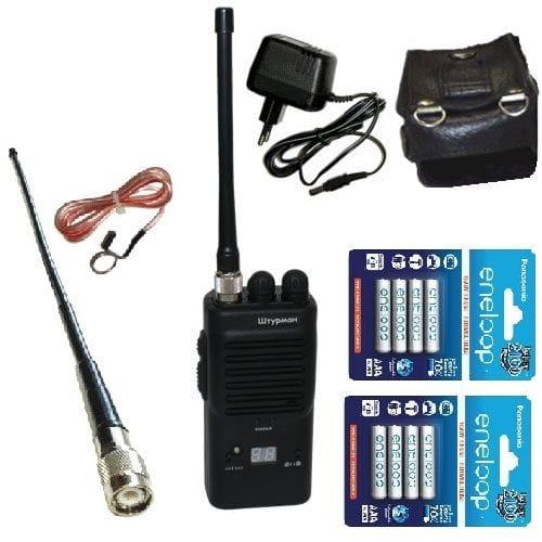 AM/FM Си-Би (27 МГц) рация Штурман-80М#6