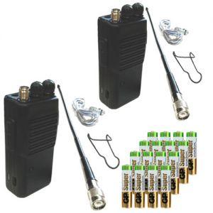Комплект туриста #2xTourist-6 с батареями alkaline