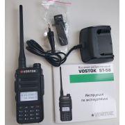 Vostok ST-58 - радиостанция диапазонов 136-174/400-480 МГц